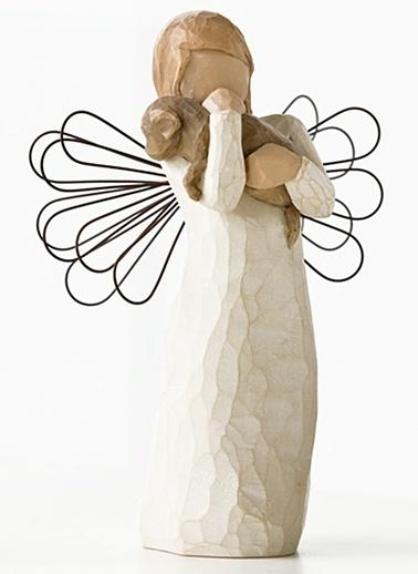 Angel of Friendship (Arkadaşlık Meleği)-Willow Tree
